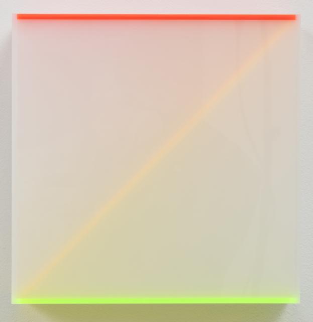 , 'Lucem Capsa #1,' 2019, Lora Schlesinger Gallery