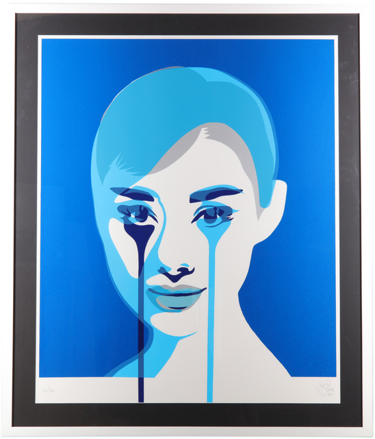 Pure Evil, 'Double Exposure (Blue)', 2013, Chiswick Auctions