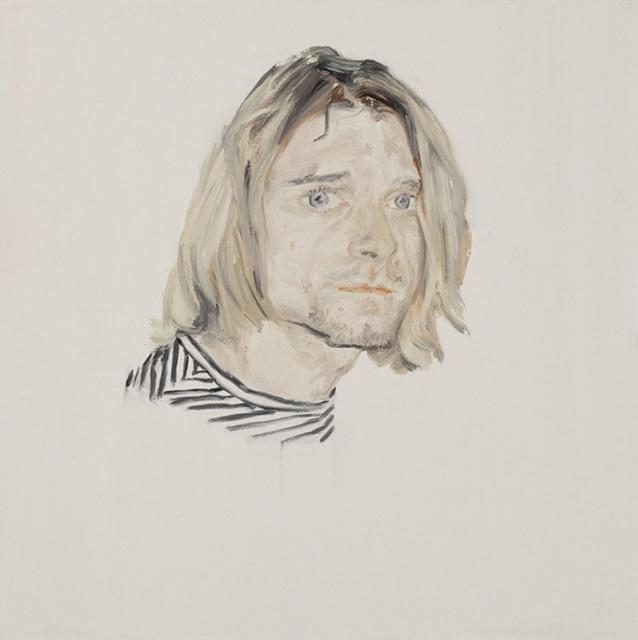 , 'Kurt Cobain 科特·柯本,' 2013, Space Station