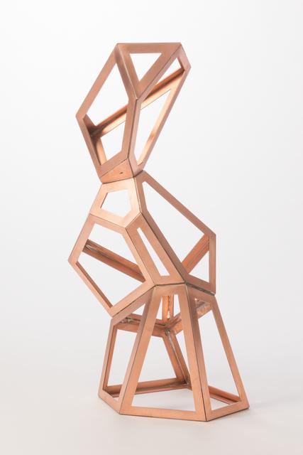 , 'X-Copper,' 2017, Galerie Thomas Schulte