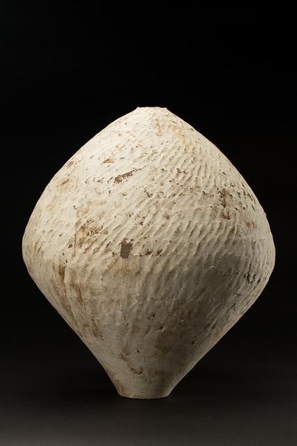 Akihiro Nikaido, 'Flower Vase, Rusty White', 2019, Cavin Morris Gallery