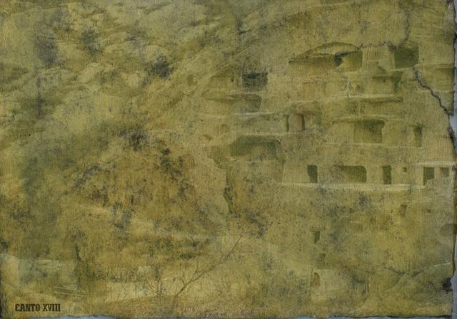 , 'INFIERNO CIEGO (Canto XVIII),' 2016, Galería Juana de Aizpuru