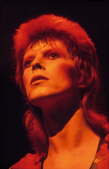 , 'Bowie, Hammersmith Odeon,' 1973, TASCHEN