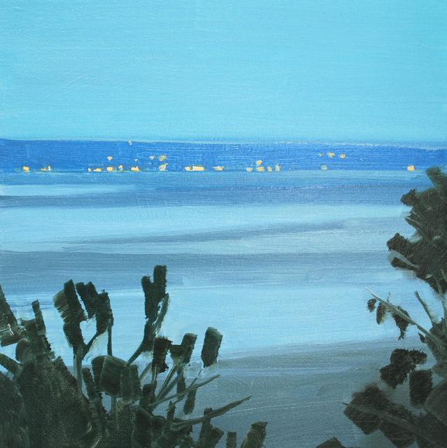 Sara MacCulloch, 'Low Tide Evening', 2012, Kathryn Markel Fine Arts