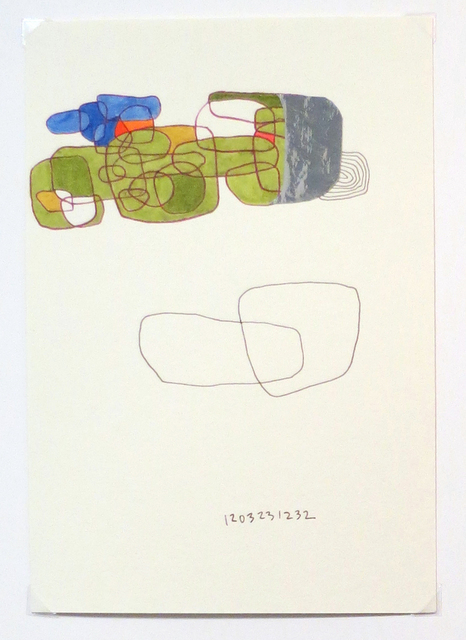 , 'Numbered Series,' 2012, LMAKgallery