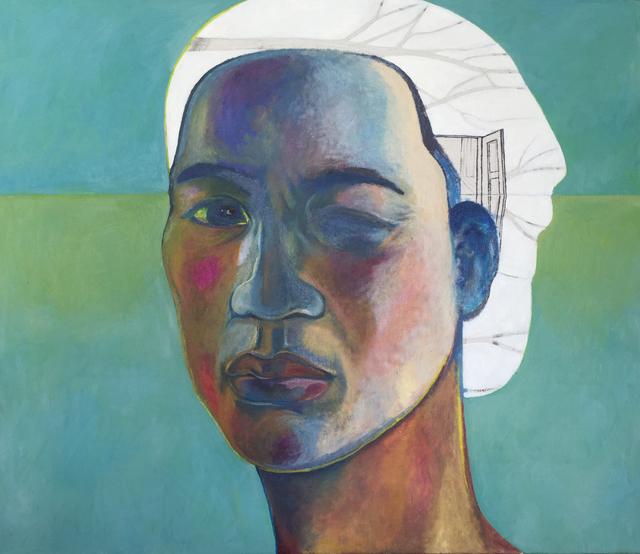 , 'Portrait,' 2015, Art Vietnam Gallery