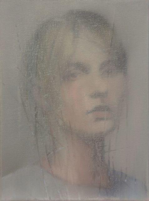 Sebastian Herzau, 'the great below (K II-15)', 2015, Painting, Oil on canvas, John Wolf Art Advisory & Brokerage