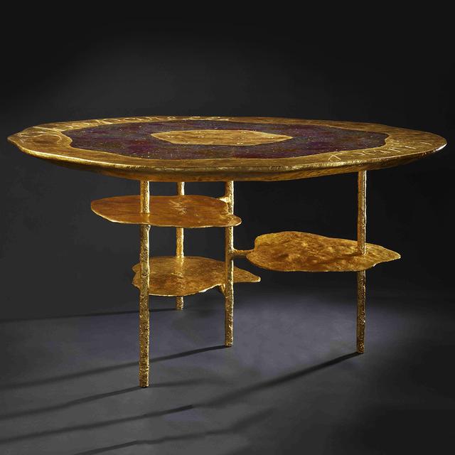 Helene de Saint Lager, 'Fleur Side Table', 2013, Twenty First Gallery