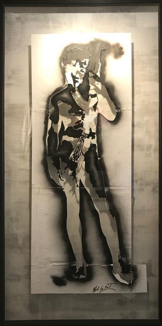 , 'David, original Stencil,' , Galerie Kronsbein