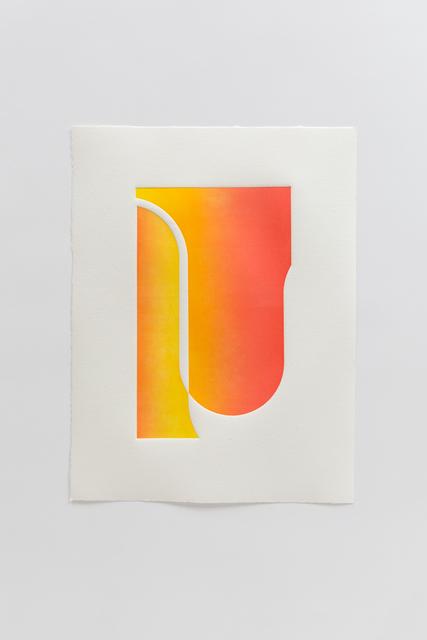, 'Moonscapes No.8,' 2018, Tappan