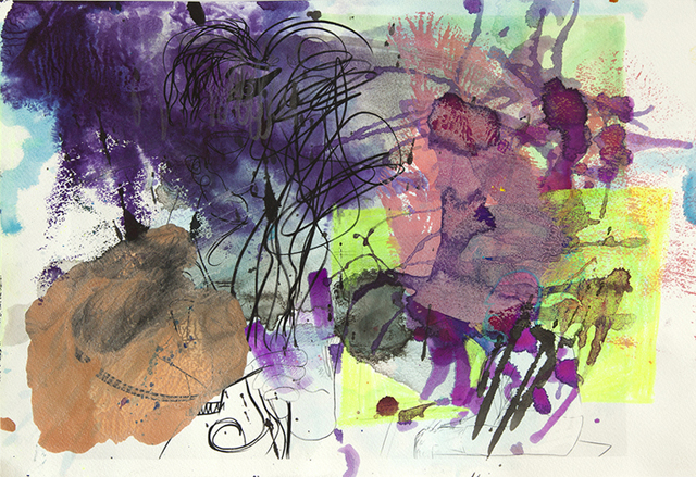 , 'Unfinished Masterpiece Nine,' 2015, Galerie Meyer Kainer