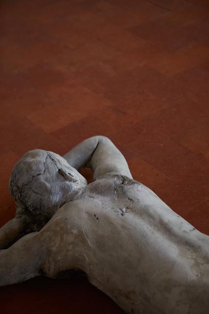 , 'The Sleep,' 2018, Palazzo Monti