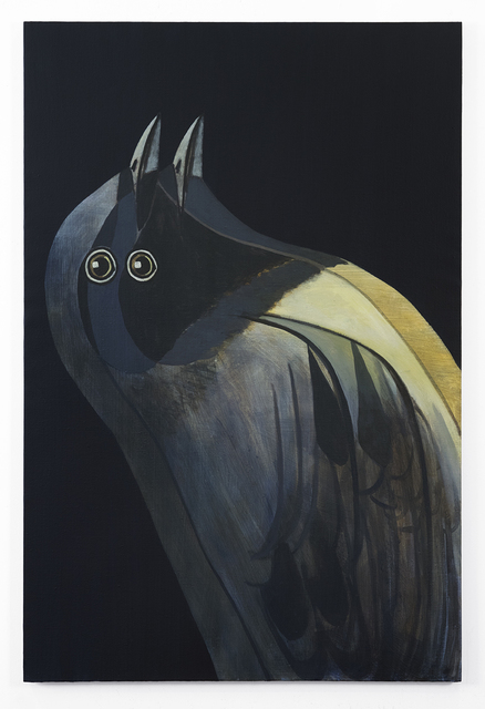, 'Untitled (Bird),' 2018, Galerie Nordenhake