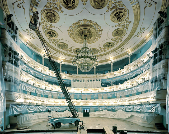 Andrew Moore, 'Opera House, Irkutsk, Russia', 2003, Yancey Richardson Gallery
