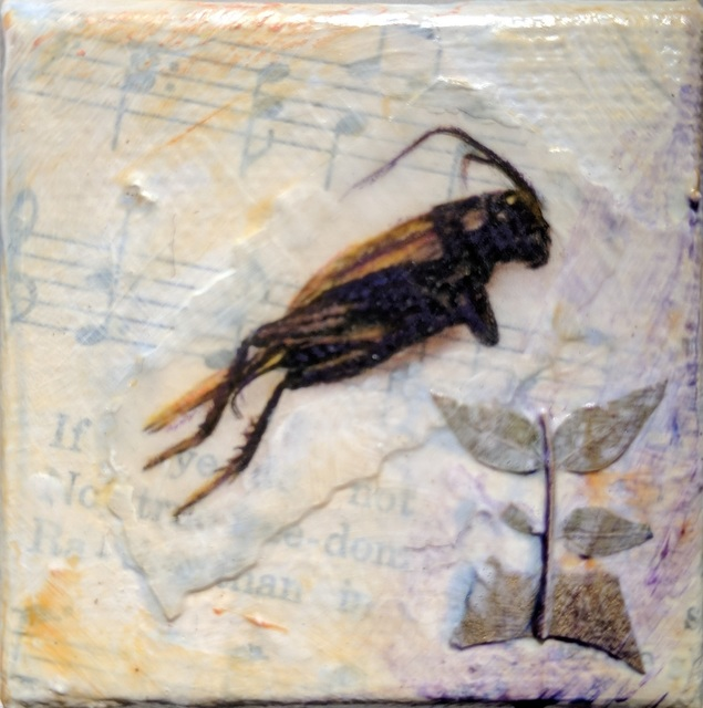 , 'Cricket #1,' , Sparrow Gallery