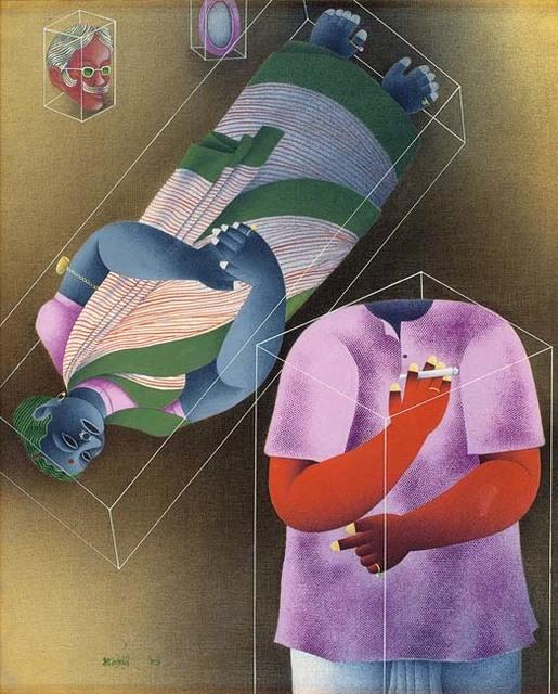 , 'Untitled,' 1986, Dag Modern