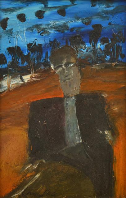 , 'Portrait of a man,' 1964, Charles Nodrum Gallery