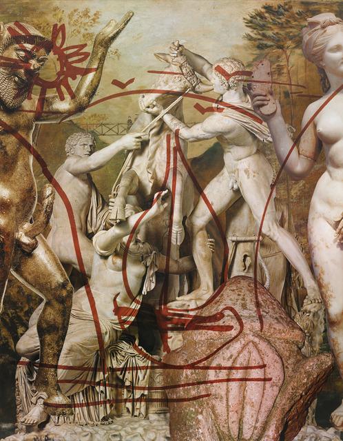 , 'Antiquity (Farnese Bull),' 2009-2012, Gagosian