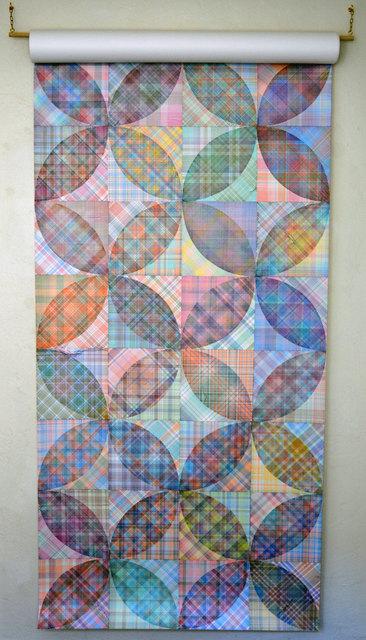 , 'Floral/Circle II,' 2018, Hashimoto Contemporary