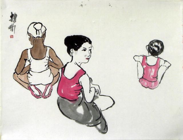 , 'Little Dancers 10,' , Artist's Proof