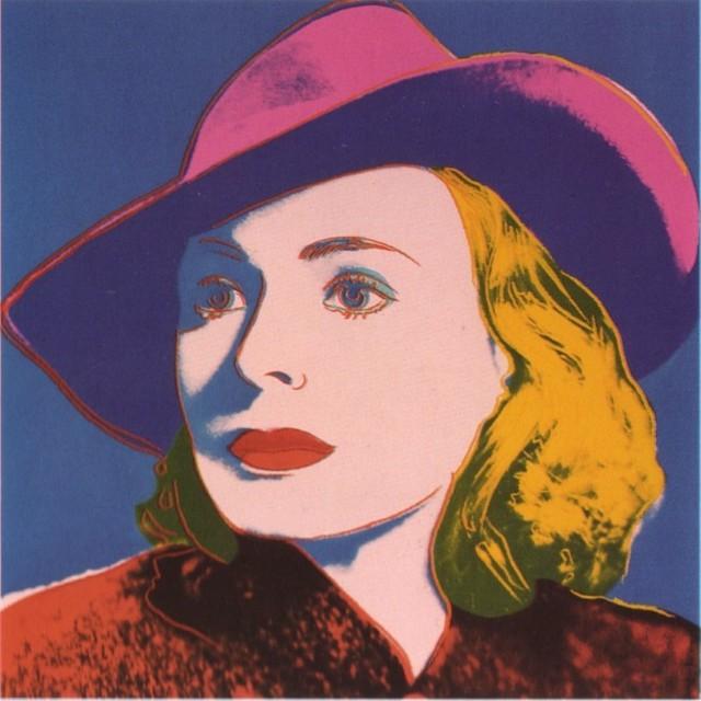 Andy Warhol, 'Ingrid Bergman with Hat', 1983, Coskun Fine Art