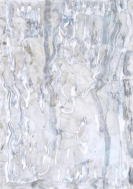 Gudrun Mertes-Frady, 'Vital Breath', 2015, Kathryn Markel Fine Arts
