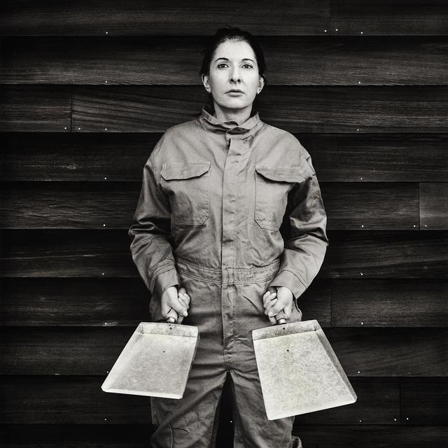 Marina Abramović, 'The cleaner', 2017, Wilde | Geneva, Switzerland