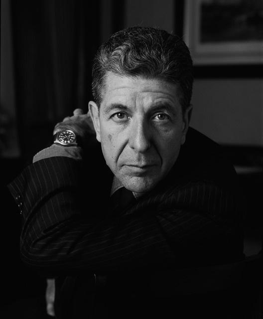 , 'The Wonderful and Very Cool  Leonard Cohen, London,' 1987, ElliottHalls