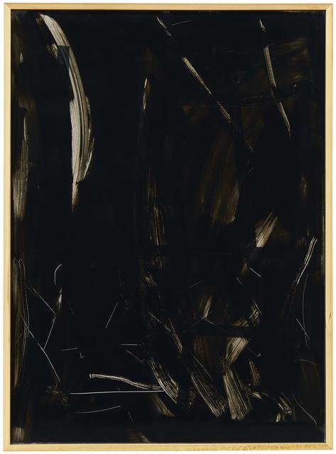 , 'Ohne Titel - Folienzeichnung 9 (Untitled - Foil Drawing 9),' 1990, Jahn und Jahn