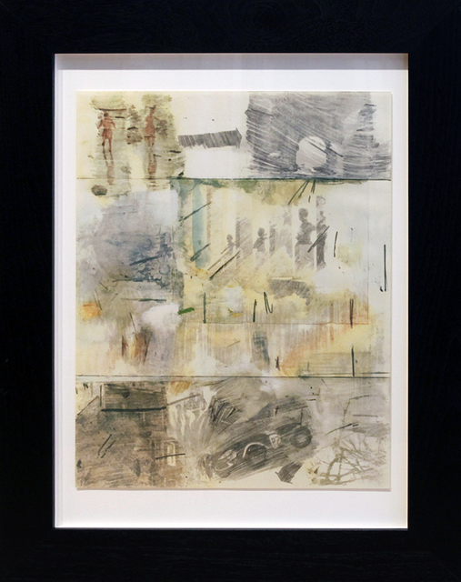 Robert Rauschenberg, 'Canto IV', 1965, Dolby Chadwick Gallery