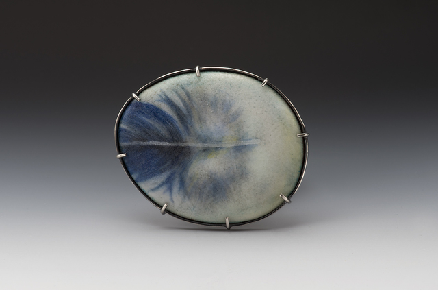 , 'Blue Moon 11,' 2017, Facèré Jewelry Art Gallery
