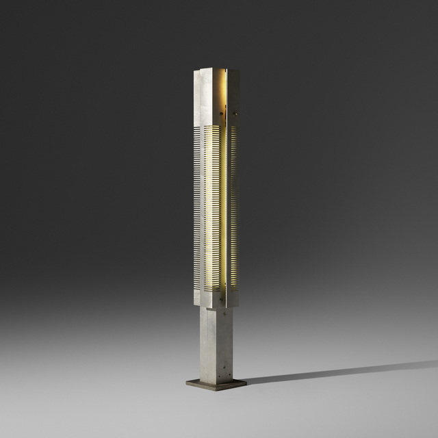 Serge Mouille, 'Rare Petit Signal lamp', 1961, Wright