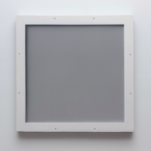 , 'Untitled (Blind for a Blind Gallery; Panel 4),' 2016, LAMB Arts