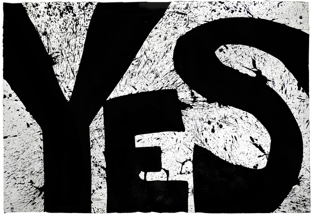 , 'YES N017.17,' , Gail Severn Gallery