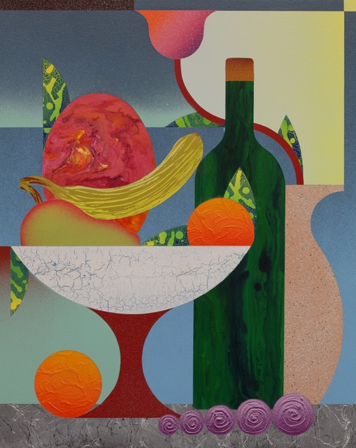 , 'Fruit & Wine Study,' 2016, Circuit12