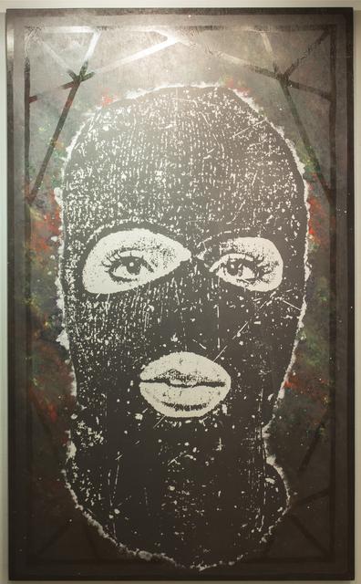 , 'Balaclava,' 2014, Cardoza Fine Art