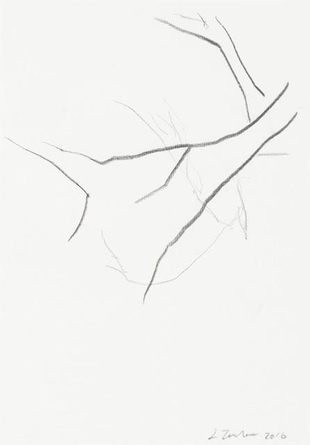 , 'Paper Branch 1,' 2016, Yiri Arts