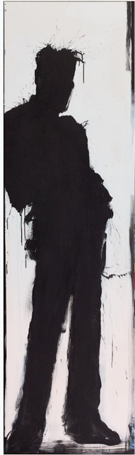 , 'Standing Shadow ,' 2009, Maddox Gallery