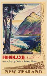 FIORDLAND, SOUTHLAND / NEW ZEALAND