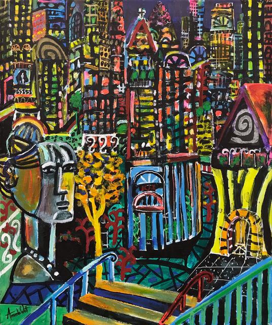 Amanda Watt, 'TECHNOSERENITY', 2003, Gallery Art