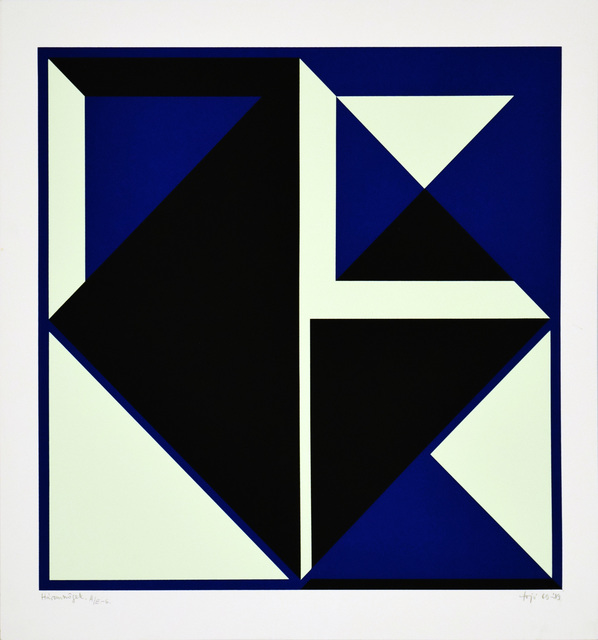 , 'Cross,' 1968, VILTIN Gallery