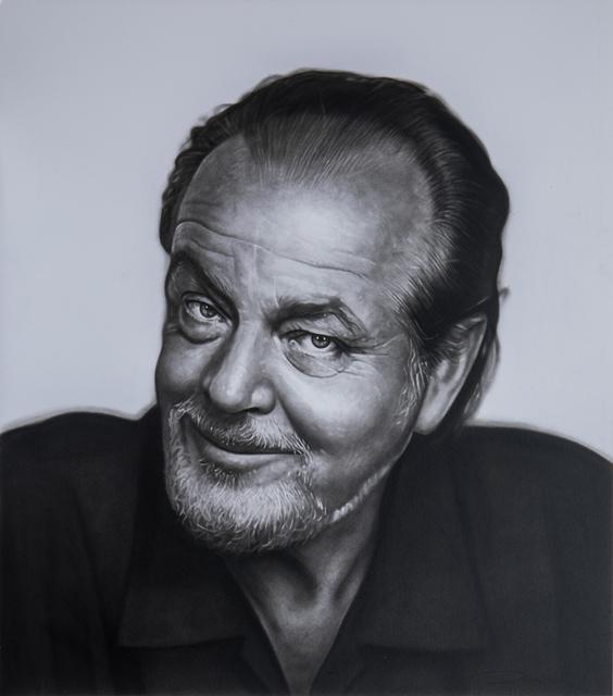 , 'John Joseph Nicholson   Jack Nicholson,' 2017, NG Art Gallery