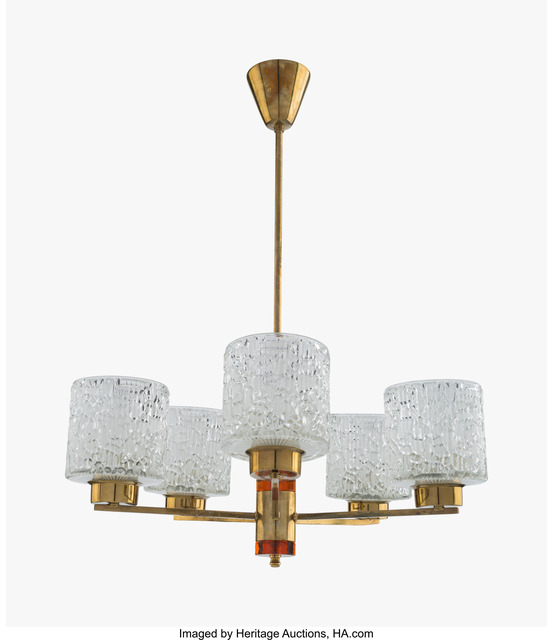 Carl Fagerlund, 'Five-Light Chandelier', circa 1955, Heritage Auctions