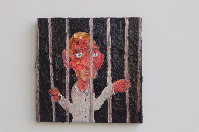 , 'Prisoner,' 2018, Gibbons & Nicholas