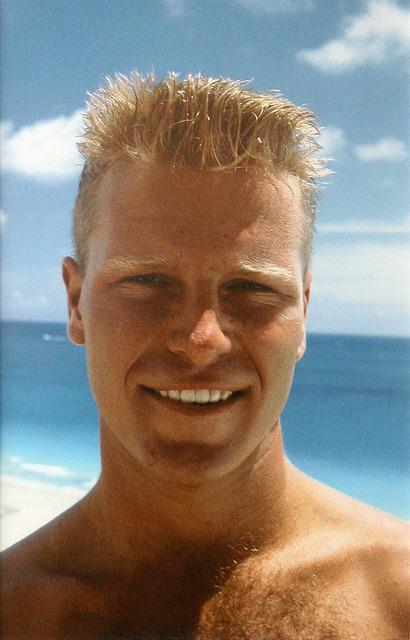Jack Pierson, 'Eric in Miami, '89', 1997, Photography, Iris print, ClampArt