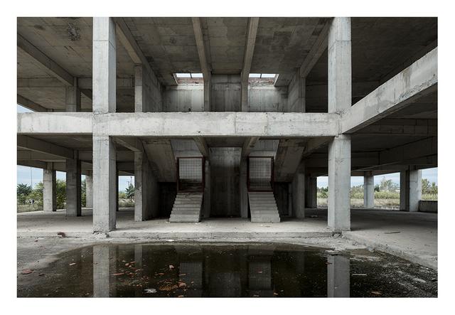 , 'Sindos II Interior,' 2016, C. Grimaldis Gallery