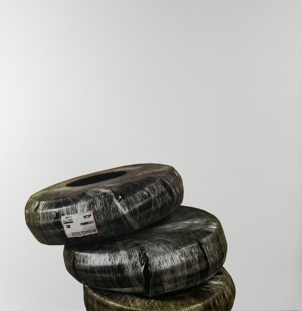 , 'Lavoro - rotoli di passacavi,' 2008-2011, Simon Lee Gallery