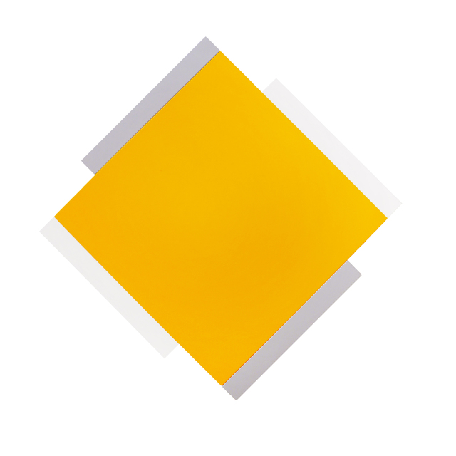 , 'Centric Yellow / White / Grey,' , Peter Blake Gallery