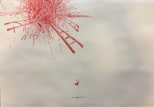 , 'SEUL,' 2018, LouiSimone Guirandou Gallery