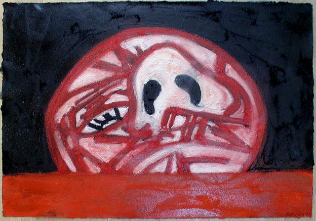 Tony Bevan, 'Head Horizon', 1998, James Hyman Gallery